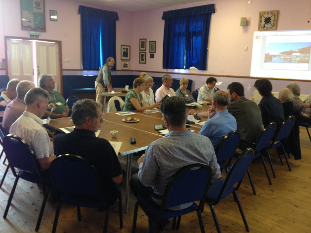 Porthleven Neighbourhood Plan forum initial meeting